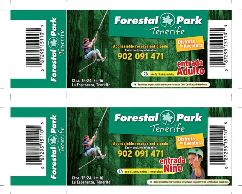 Identidad y Branding: Forestal Park 18