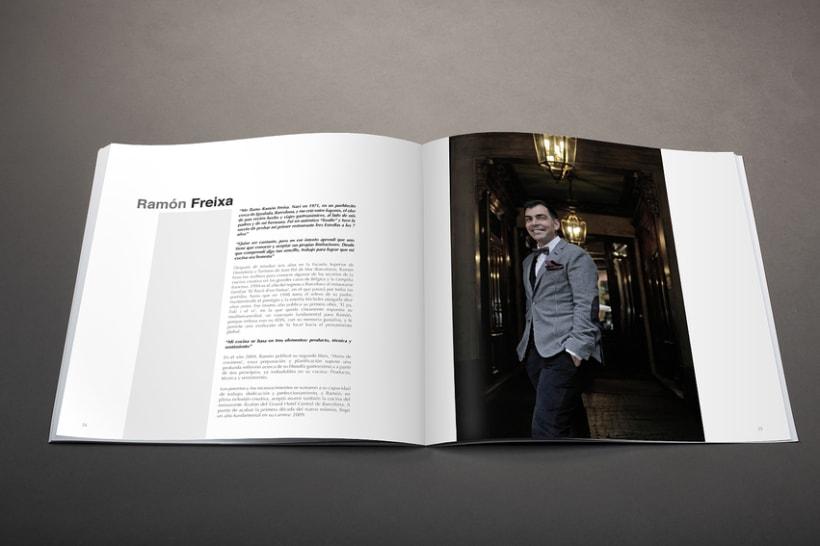 Hugo Boss - Recetario by Ramón Freixa 2