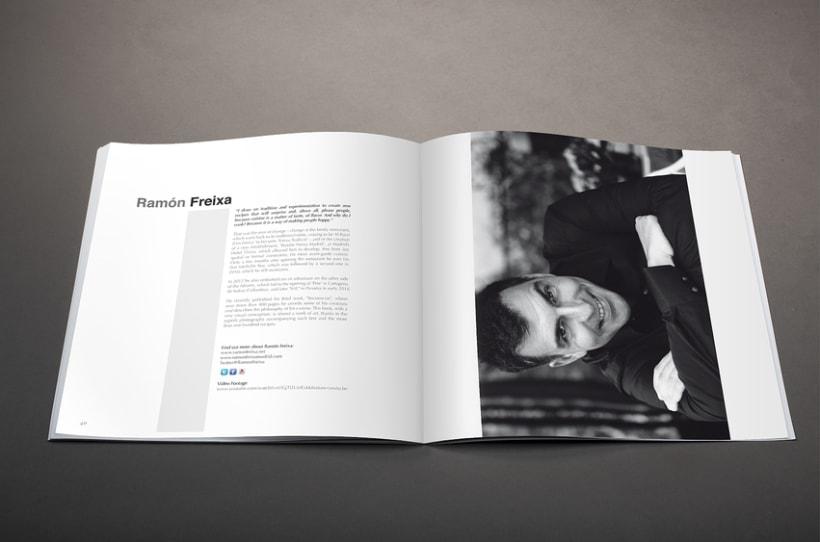 Hugo Boss - Recetario by Ramón Freixa 5