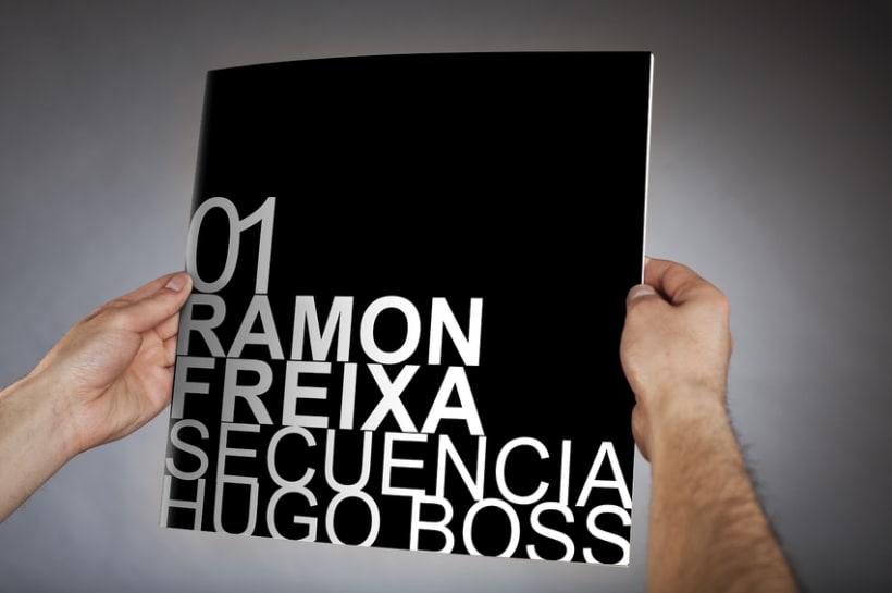 Hugo Boss - Recetario by Ramón Freixa 6