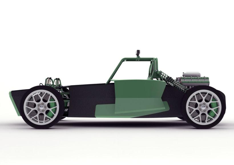 Buggy Monster 5