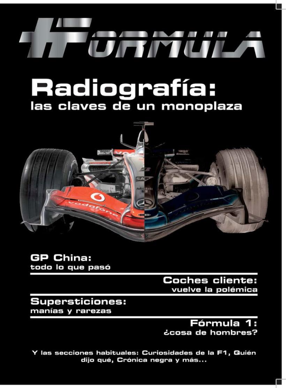 Ficticio de Revista F1 0