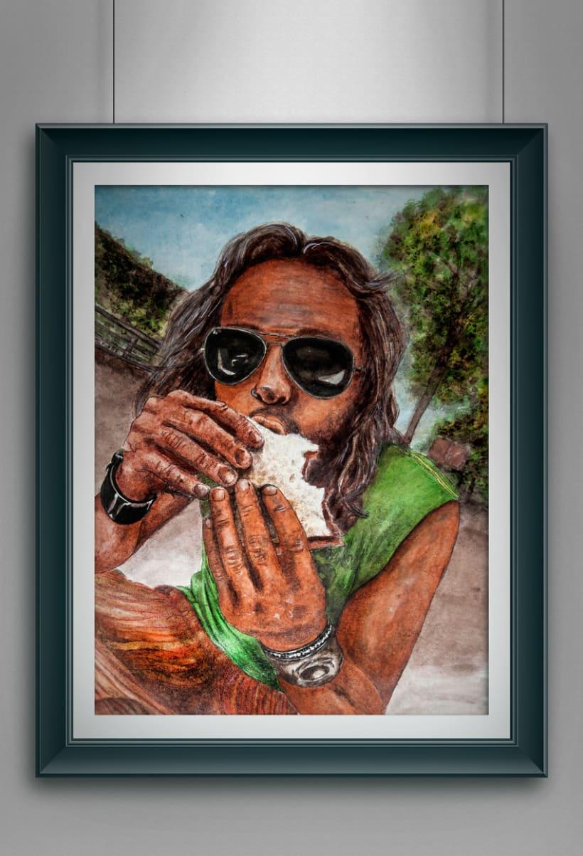 "Ilustraciones 35x50 cm ""tinta china"" 2010-2014 5"