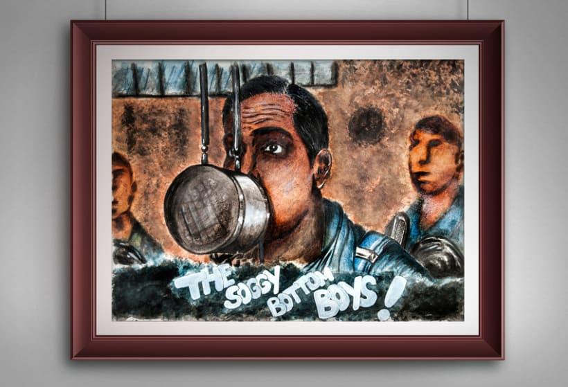 "Ilustraciones 35x50 cm ""tinta china"" 2010-2014 15"