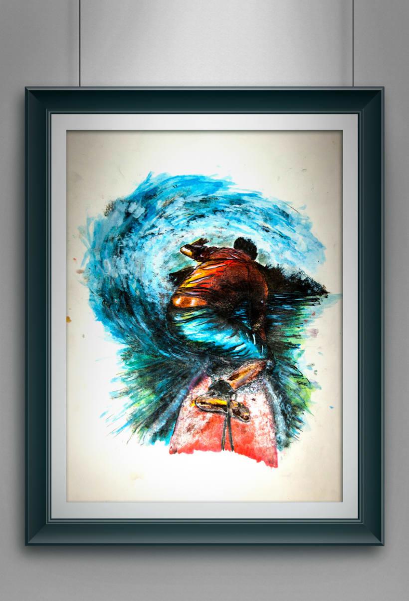 "Ilustraciones 35x50 cm ""tinta china"" 2010-2014 14"