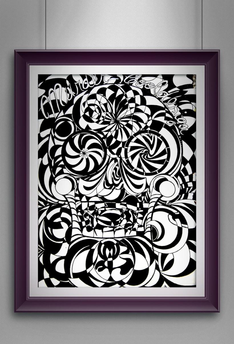 "Ilustraciones 35x50 cm ""rotring"" 2010-2014 4"