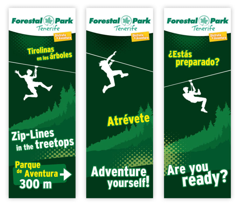Identidad y Branding: Forestal Park 21