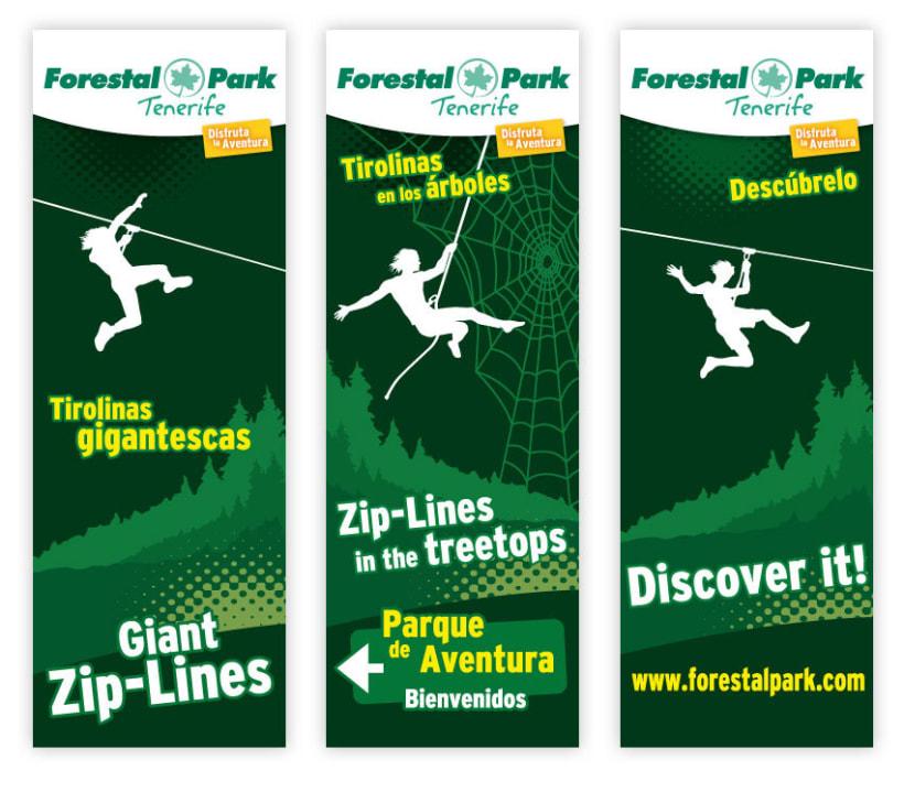 Identidad y Branding: Forestal Park 19