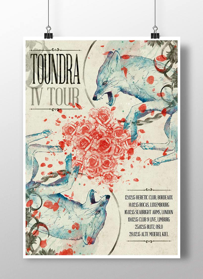 Cartel Toundra 3