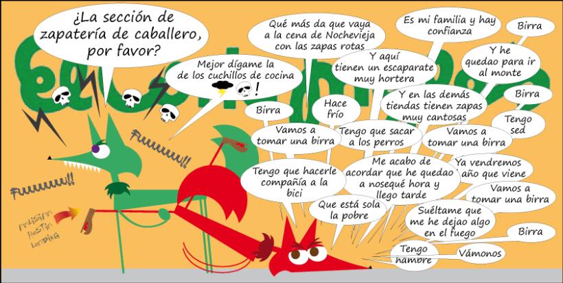 Cómics Lobeznos: Humor Gráfico 3