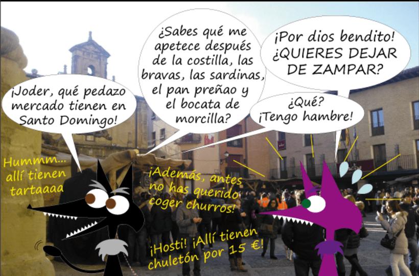 Cómics Lobeznos: Humor Gráfico 6