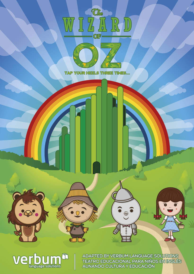 The Wizard of Oz 9