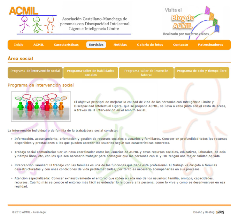 Asociación ACMIL 2
