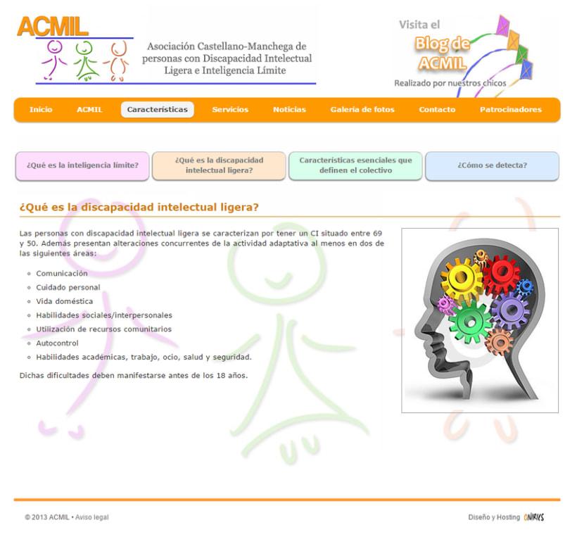 Asociación ACMIL 3