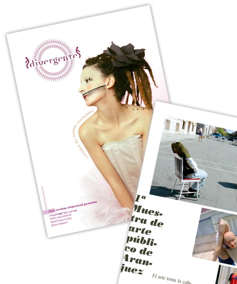 Divergente Magazine 0