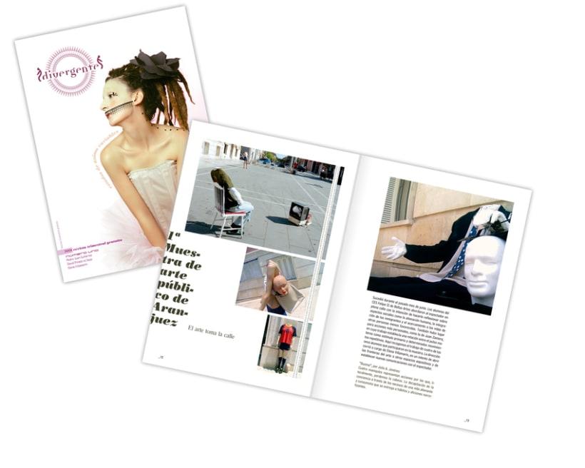 Divergente Magazine 1