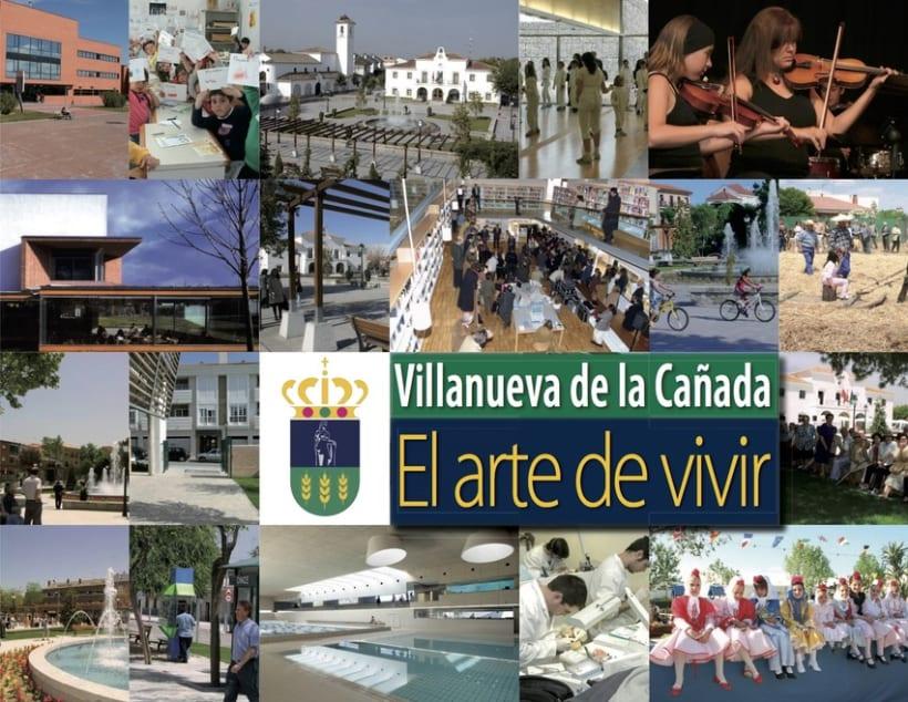 Libro Villanueva de la Cañada 0