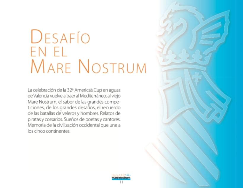 Libro Desafío en el Mare Nostrum 5