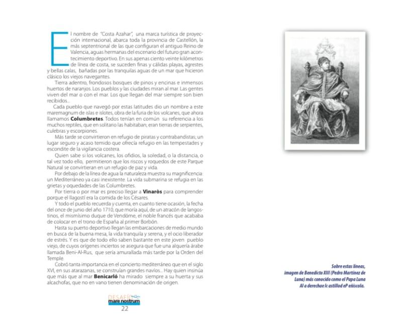 Libro Desafío en el Mare Nostrum 7