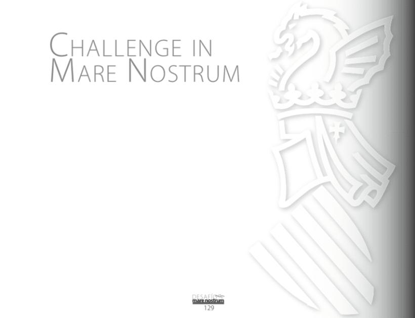 Libro Desafío en el Mare Nostrum 8