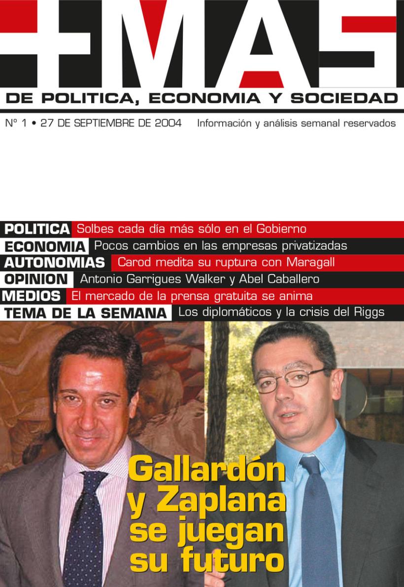 Revista +Mas 3