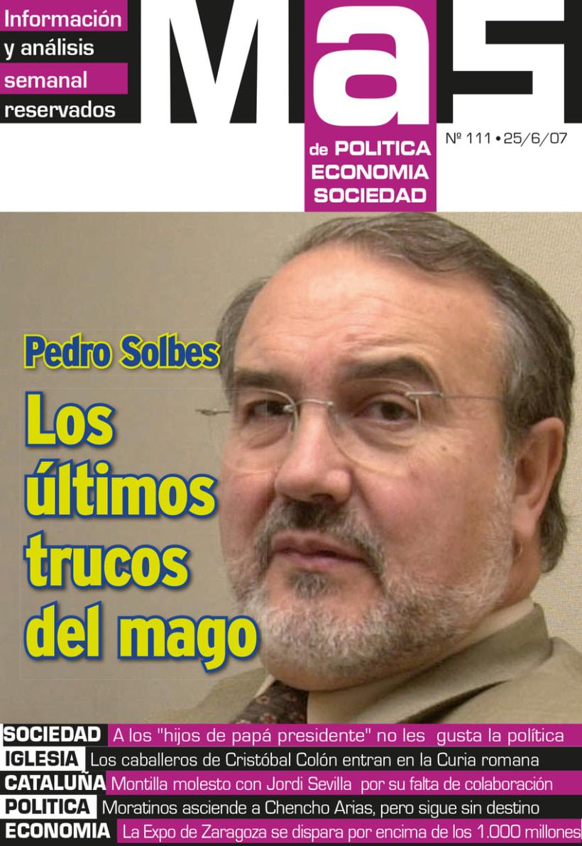 Revista +Mas 5