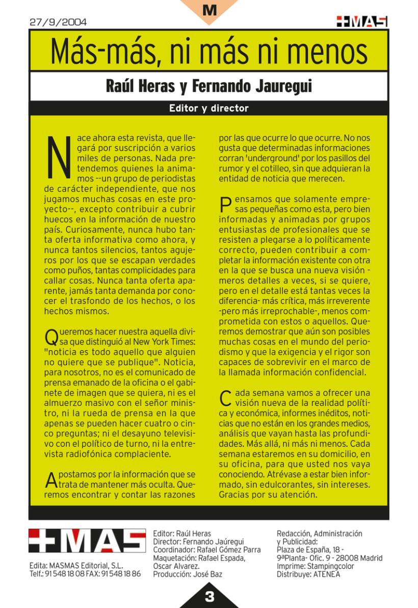 Revista +Mas 6