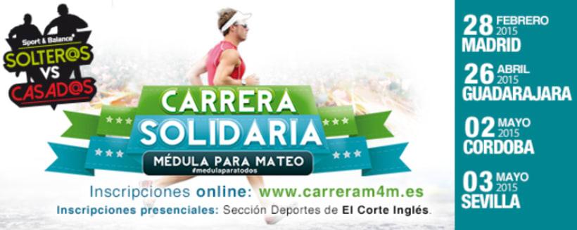 Mi trabajo en Sport And Balance para La Carrera Solidaria Meduala Para Mateo #CarreraM4M 0