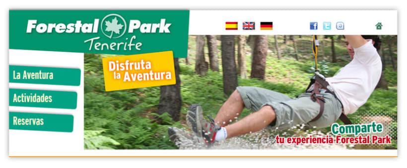 Identidad y Branding: Forestal Park 31