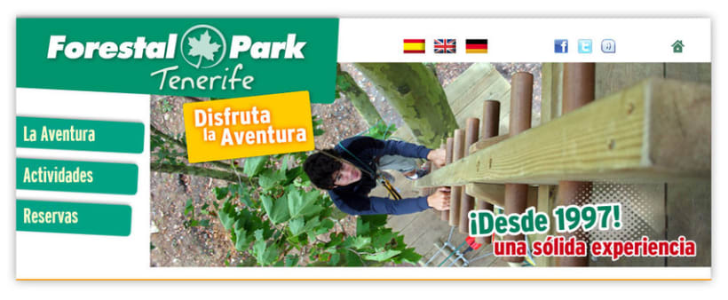 Identidad y Branding: Forestal Park 24