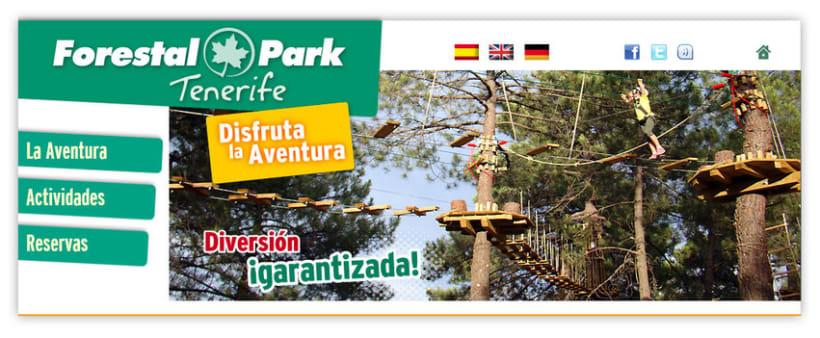 Identidad y Branding: Forestal Park 28