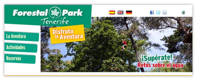 Identidad y Branding: Forestal Park 29
