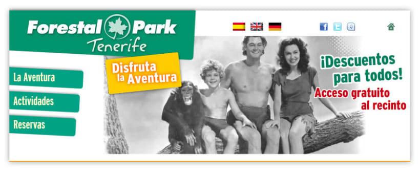 Identidad y Branding: Forestal Park 25