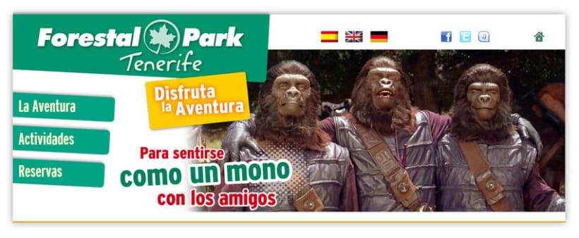 Identidad y Branding: Forestal Park 23