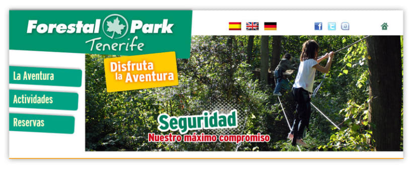 Identidad y Branding: Forestal Park 30