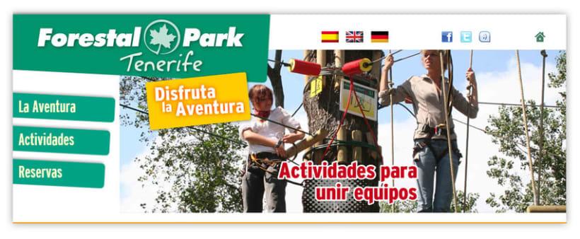 Identidad y Branding: Forestal Park 32