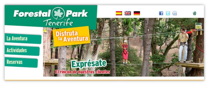 Identidad y Branding: Forestal Park 33