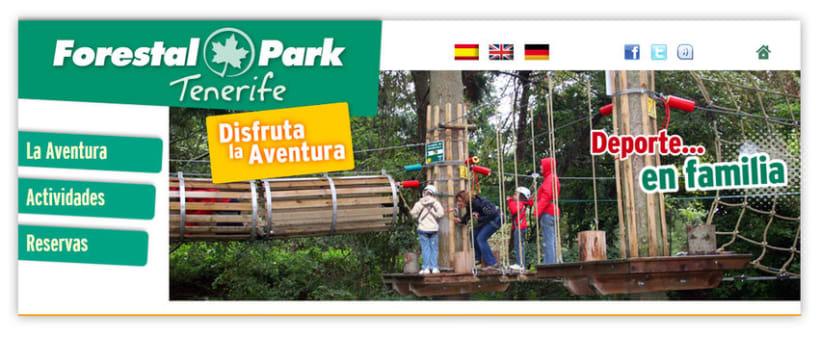 Identidad y Branding: Forestal Park 34