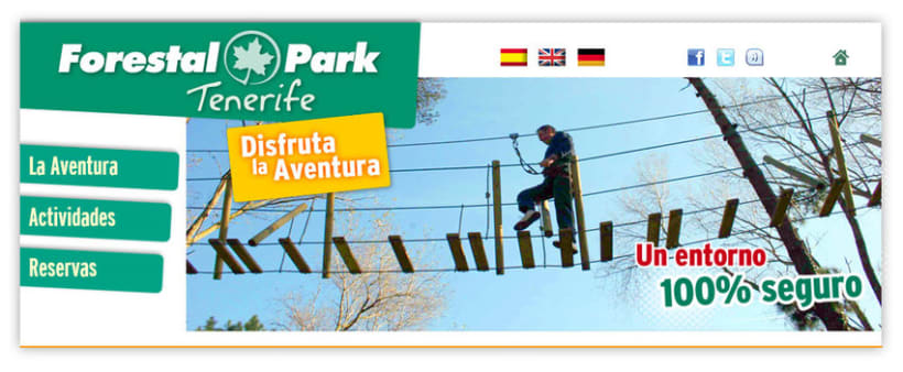 Identidad y Branding: Forestal Park 35