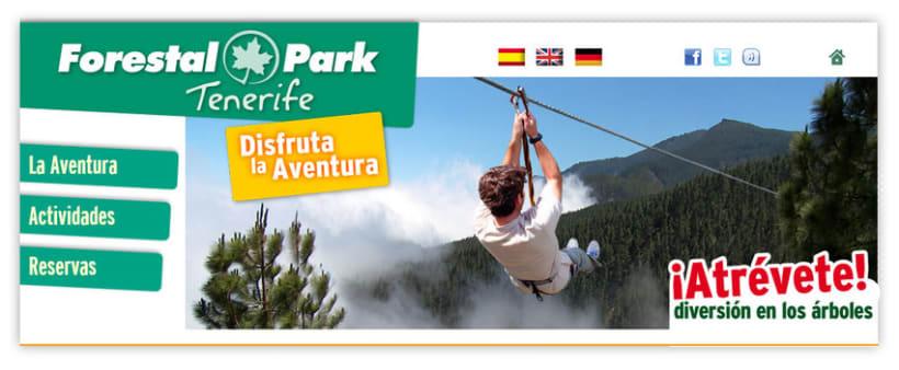 Identidad y Branding: Forestal Park 36