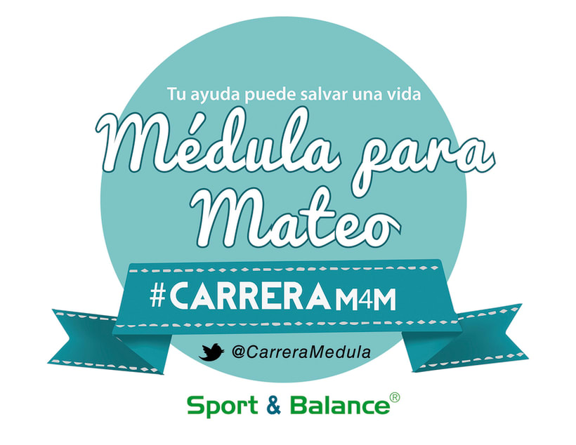 Mi trabajo en Sport And Balance para La Carrera Solidaria Meduala Para Mateo #CarreraM4M 2