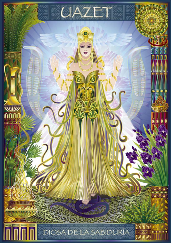 Calendario Diosas de Egipto -1