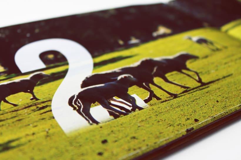 Los Parrales| Packaging  para Cordero Ecológico  3