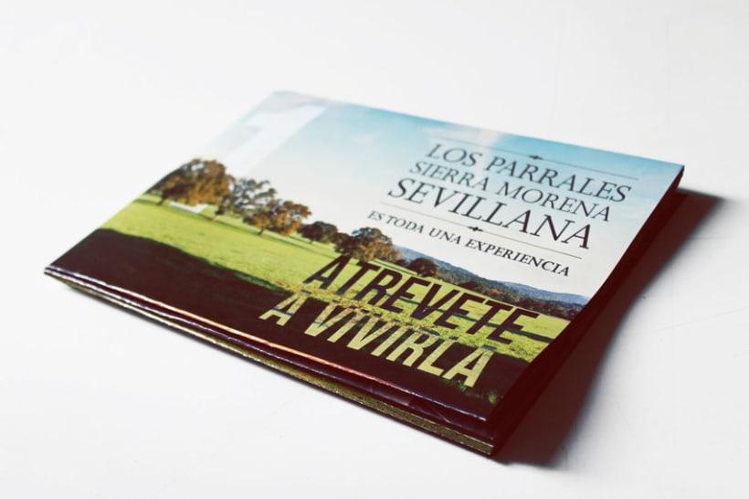 Los Parrales| Packaging  para Cordero Ecológico  6