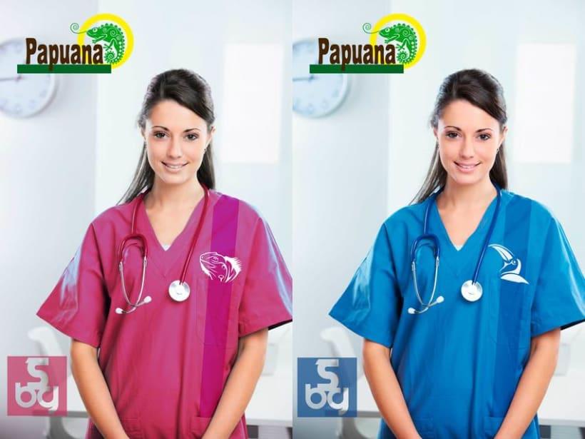 Rediseño de imagen corporativa de clínica veterinaria 6