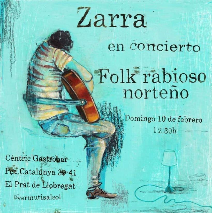 Artwork Music Zarra  3