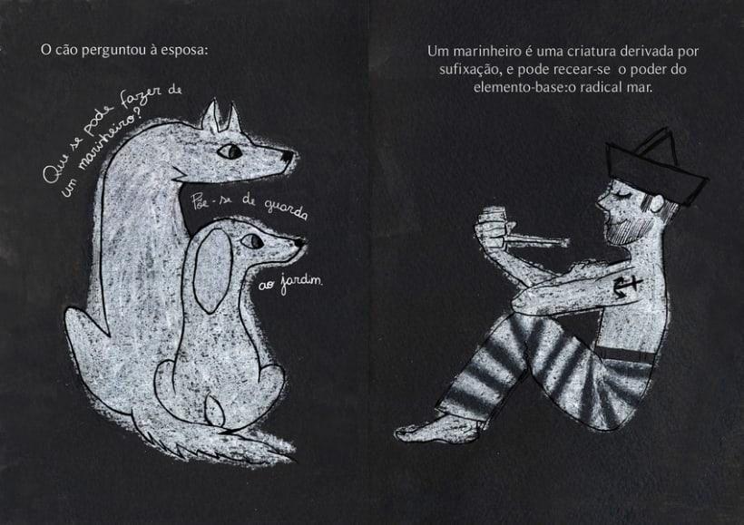 Dogs, sailors 1