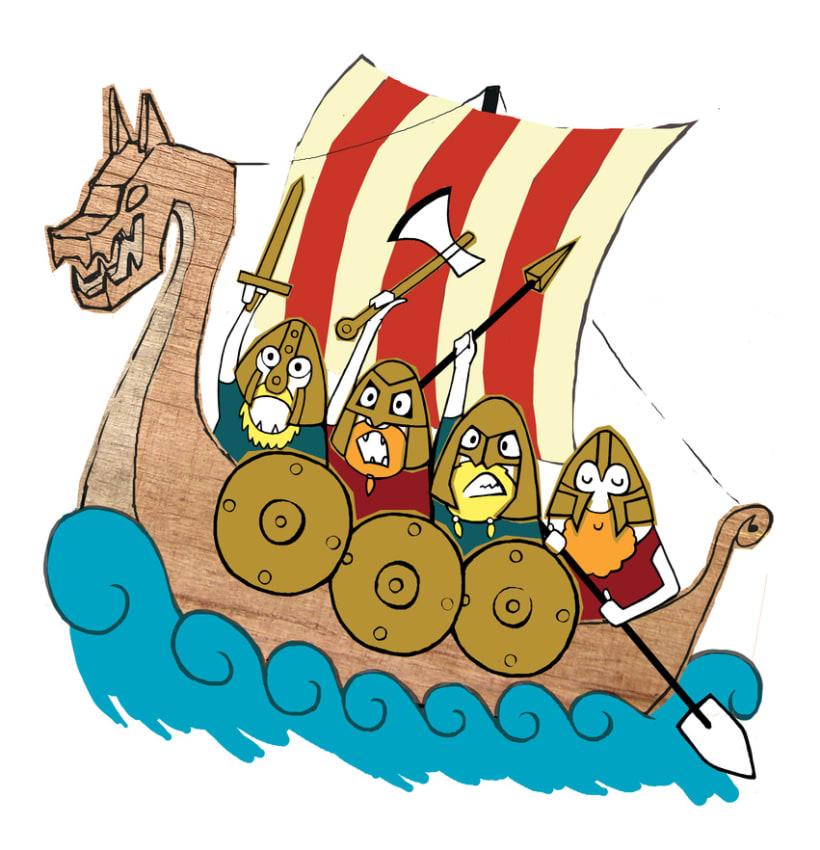 Memory of the Vikings -1
