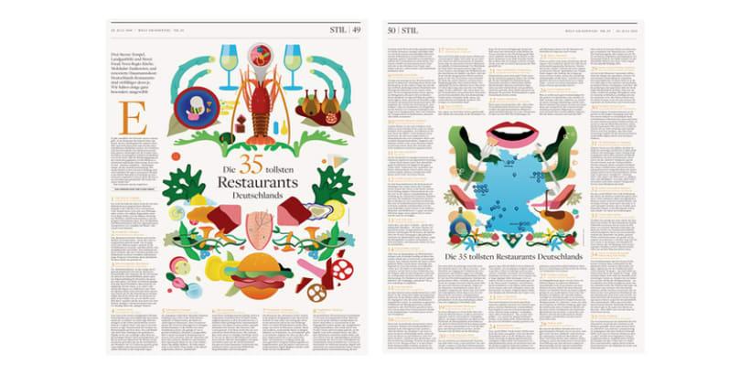 Ilustración 2014: Prensa y editorial 2