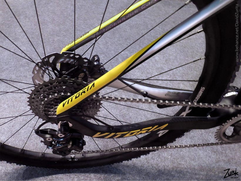 VITORIA BIKES: Diseño de calcas al agua para bicicletas (Arte final). 4